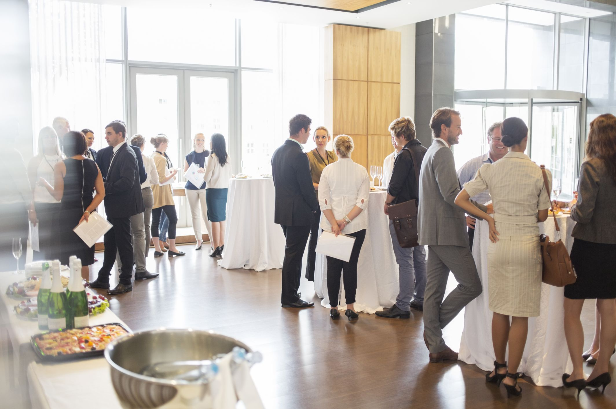 My 3 Keys to Professional Networking