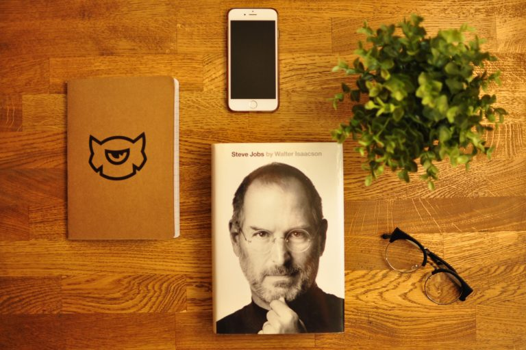Steve Jobs was NOT an innovator. He was a master salesman.